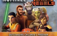 Star Wars Rebels Has Been Nominated for an Emmy