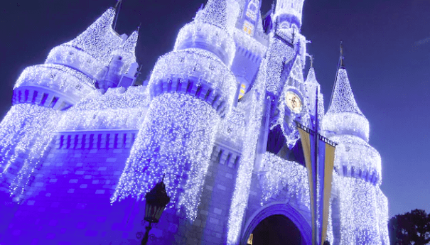 Go Behind the Scenes of Christmas at Disney World with the Holiday D-Lights Tour!