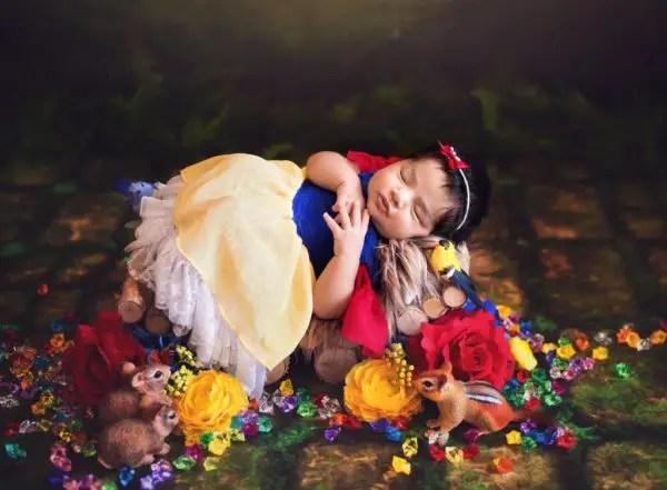 These Disney Princesses Celebrate Their One-Year-Old Birthdays! 3