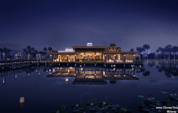 Disney's Coronado Springs Resort New Restaurants Have Names