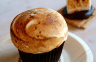 S'mores Cupcake Available at Sprinkles