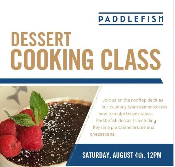 Paddlefish Culinary Team