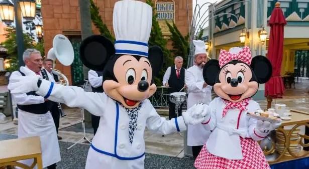Second Annual Rendez-Vous Gourmand Brings Tasty Treats to Disneyland Paris