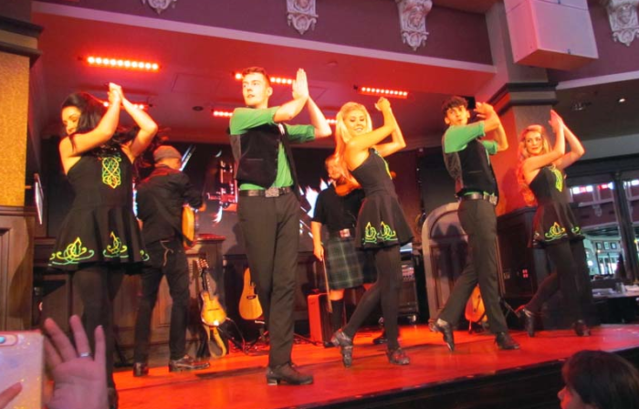 Great Irish Hooley