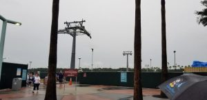 PHOTOS: Update on the Hollywood Studios Disney Skyliner Construction 4