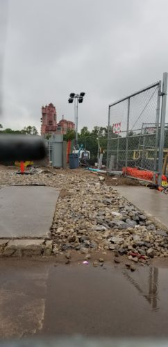 PHOTOS: Update on the Hollywood Studios Disney Skyliner Construction 6