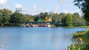 PHOTOS: Update on the Generation Gap Bridge Disney Skyliner Construction 1