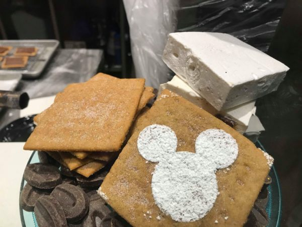 The Ultimate Disney S'mores from The Ganachery in Disney Springs