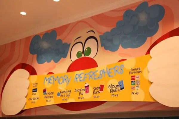 Bing Bong's Sweet Shop Now Open at Disney California Adventure's Pixar Pier 6