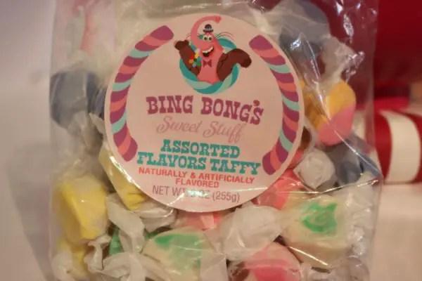Bing Bong's Sweet Shop Now Open at Disney California Adventure's Pixar Pier 4