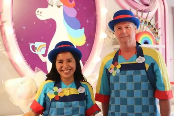 Bing Bong's Sweet Shop Now Open at Disney California Adventure's Pixar Pier 7