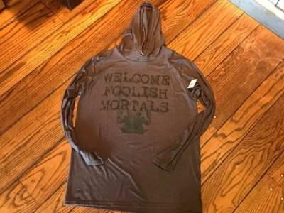 Ghoulishly Grand Haunted Mansion Merch At Memento Mori 3