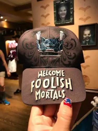 Ghoulishly Grand Haunted Mansion Merch At Memento Mori 4