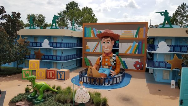 Walt Disney World Refurbishment