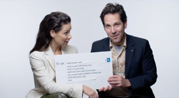 Cast Of Ant-Man And The Wasp Answer The Web's Most Searched Questions 1