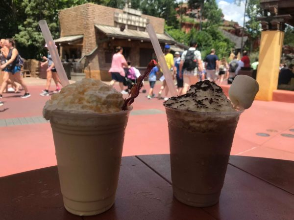 Stop By The Golden Oak Outpost For A Delicious Milkshake 1