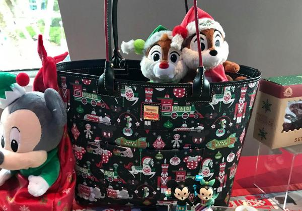 New Cheerful Disney Holiday Dooney & Bourke Collection 1