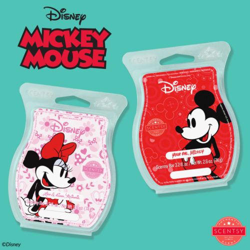 Disney and Scentsy