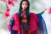 Stunning New 20th Anniversary Mulan Disney Designer Doll Coming Soon
