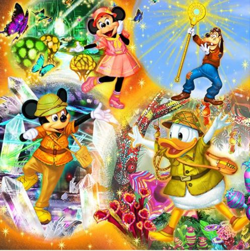 Tokyo DisneySea Is Getting A New Stage Show Next Summer 2
