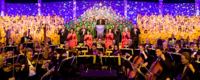 Candlelight Processional Dining Packages