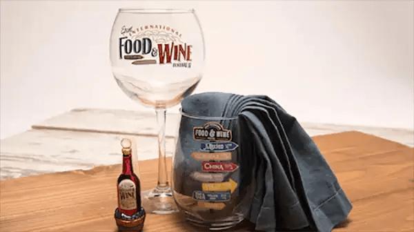 Epcot International Food & Wine Festival Merchandise