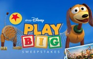 Win A Toy Story Land Vacation With shopDisney Play Big Sweepstakes