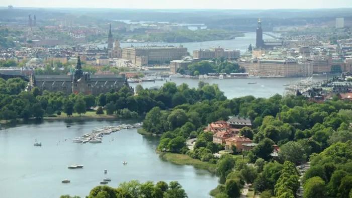 European cruise itineraries