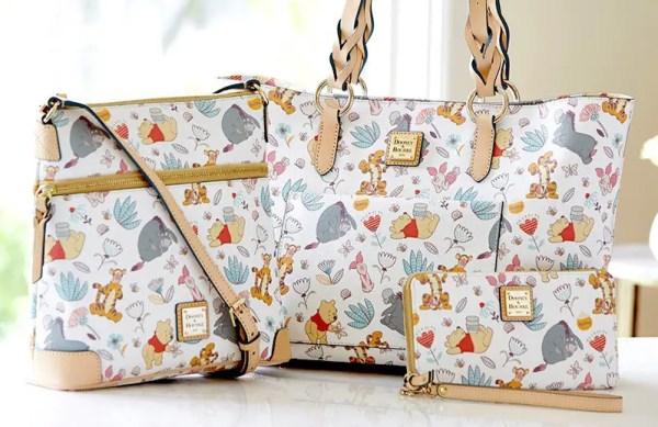 Winnie The Pooh Dooney and Bourke Handbags
