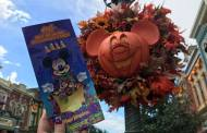 Take a Look at the 2018 Mickey's Not So Scary Halloween Party Guide Map