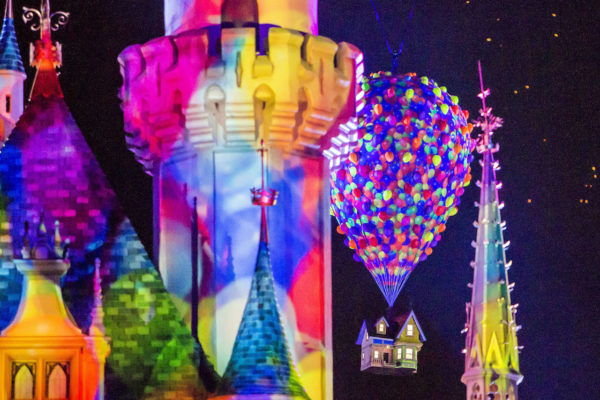 Last Call for Pixar Fest and 'Together Forever - A Pixar Nighttime Spectacular' 1