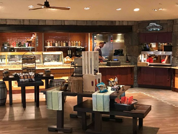 New Back to School Treats at Roaring Fork in Disney's Wilderness Lodge 1