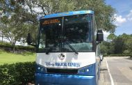 New Magical Express Buses Spotted at Walt Disney World