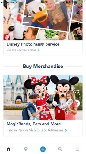 You Can Now Shop Right From Your My Disney Experience App 2