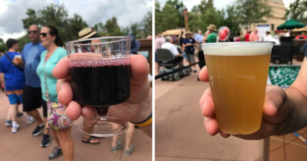 It's All About The Drinks At Epcot's International Food And Wine Festival 48