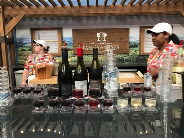 It's All About The Drinks At Epcot's International Food And Wine Festival 11