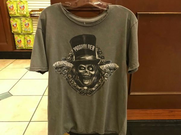 New Haunted Mansion Annual Passholder Merchandise at Magic Kingdom 1