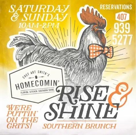 Rise & Shine Brunch