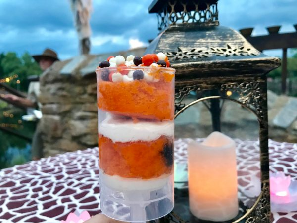 REVIEW: Absolute Delight - Rivers of Light Dessert Party 10