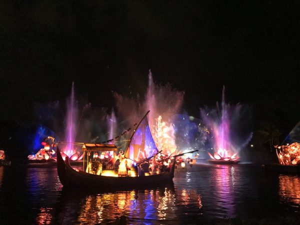 REVIEW: Absolute Delight - Rivers of Light Dessert Party 38