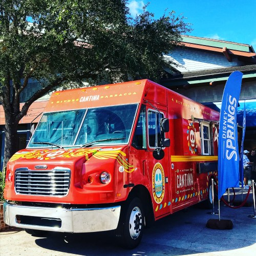 Review: 4Rivers Cantina Barbacoa Food Truck in Disney Springs 1