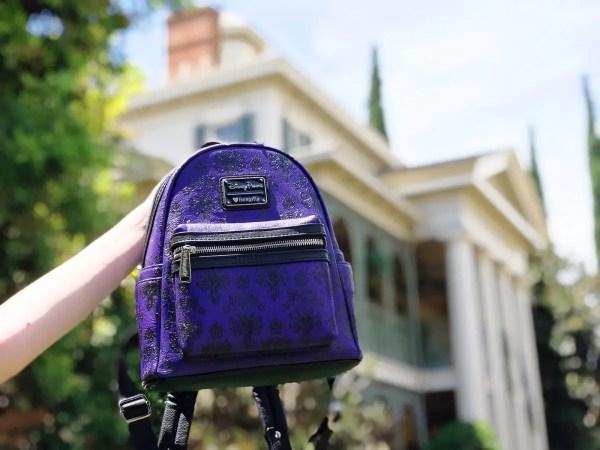Magical Disney Loungefly Backpacks