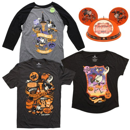 cb8a5b32920 Spooktastic Merchandise For Mickey s Not So Scary Halloween Party