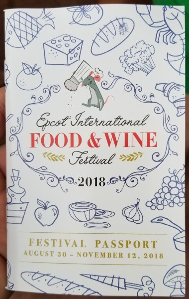 Food & Wine Passport