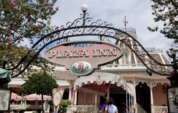 Vegan Options Disneyland Resort