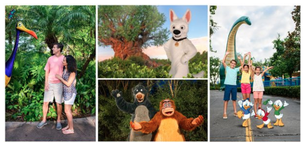 Celebrate Disney PhotoPass Day at Disneyland Resort and Walt Disney World Resort on August 19th 2