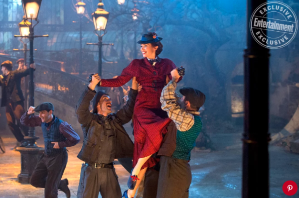 Mary Poppins Returns First Look