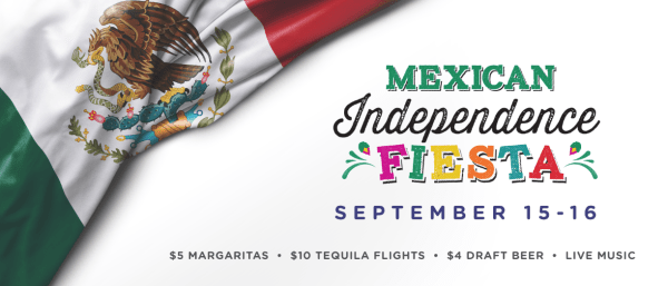 Frontera Cocina celebrates Mexican Independence Day