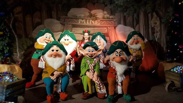 Could Snow White And The Seven Dwarfs Be Headed To Artist Point? 1