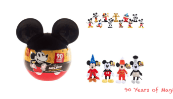 Mickey Mouse 90th Anniversary Sneakers From New Balance